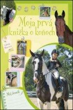 Moja prvá knižka o koňoch