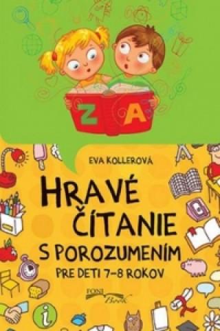 Hravé čítanie s porozumením pre deti 7-8 rokov