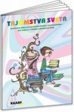 Tajomstvá sveta Kreativné úlohy na rozvíjanie čítania s porozumením pre 4.ročník