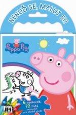 Nenuď se, maluj si! Peppa Pig