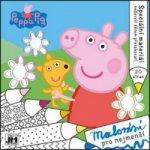 Peppa Pig Malování pro nejmenší