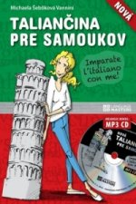 Nová taliančina pre samoukov + CD
