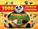 Kung Fu Panda 3 3000 úžasných samolepek