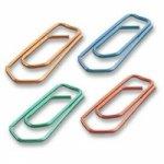 Sponky Maped barevné 100 ks, 25 mm