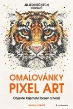 Omalovánky Pixel Art