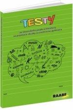 Testy zo slovenského jazyka a literatúry na prijímacie skúšky na 8ročné gymnáziá