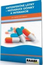 Antiinfekčné látky Nežiadúce účinky a interakcie