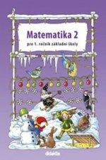 Matematika 2 pro 1. ročník základní školy