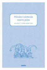 Průvodce k učebnicím českého jazyka pro učitele 2. ročníku základní školy
