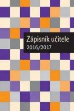 Zápisník učitele 2016/2017