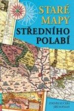 Staré mapy středního Polabí