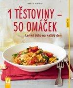 1 těstoviny – 50 omáček