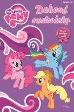 My Little Pony Duhové omalovánky