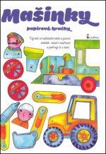 Papírové hračky Mašinky