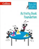 Busy Ant European Edition - Activity Book Foundation