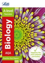 AQA A-Level Biology: Practice Test Papers