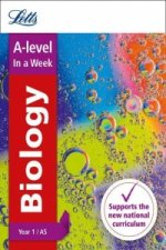 A-Level Biology Year 1 (and AS): In a Week