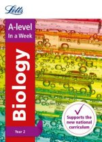 A-Level Biology Year 2: In a Week