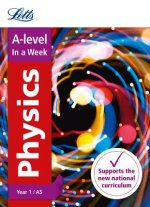 A-Level Physics Year 1 (and AS): In a Week