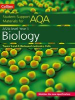 A Level/AS Biology Support Materials Year 1, Topics 1 and 2: Biological Materials, Cells