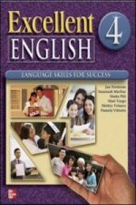 Excellent English 4 Student Book W/ Audio Highlights and Workbook Package