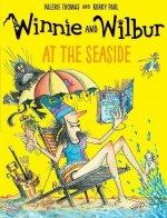 Winnie and Wilbur at the Seaside