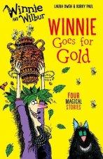 Winnie and Wilbur: Winnie Goes for Gold