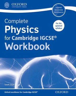 Complete Physics for Cambridge IGCSE (R) Workbook