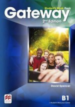 Gateway 2nd edition B1 Student's Book Pack
