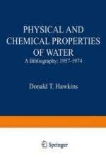 Physical and Chemical Properties of Water