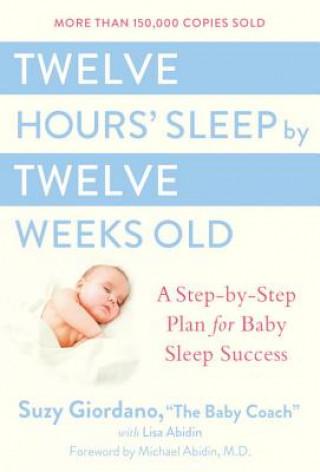 Twelve Hours Sleep by Twelve Weeks Old