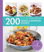 Hamlyn All Colour Cookery: 200 Tapas & Spanish Dishes
