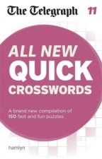 Telegraph: All New Quick Crosswords 11