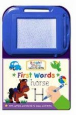Activity Sketch Pad: First Words