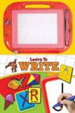 Activity Sketch Pad: Learn to Write