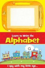Activity Sketch Pad: Learn to Write Alphabet