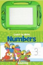 Activity Sketch Pad: Learn to Write Numbers