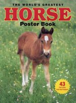 World's Greatest Horse Poster Book
