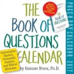Book of Questions Page-A-Day Calendar 2017