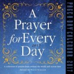 Prayer for Every Day Page-A-Day Calendar 2017