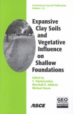 Expansive Clay Soils and Vegetative Influences on Shallow Foundations
