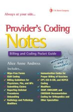 PROVIDERS CODING NOTES