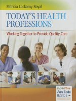 TODAYS HEALTH PROFESSIONS