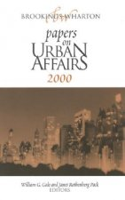 Brookings-Wharton Papers on Urban Affairs: 2000