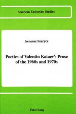 Poetics of Valentin Kataev's Prose of the 1960s and 1970s