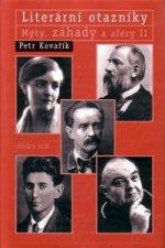 Literární otazníky - Mýty, záhady a aféry II.