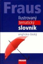 Ilustrovaný tematický slovník anglicko-český