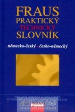 FRAUS Praktický technický slovník německo-český / česko-německý