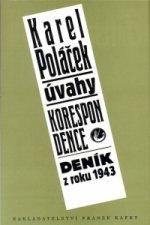 Úvahy, korespondence, deník z roku 1943
