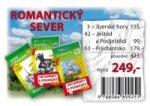 Romantický sever - Balíček průvodců (3-Jizerské hory, 42-Ještěd a Podještědí, 63-Frýdlantsko)